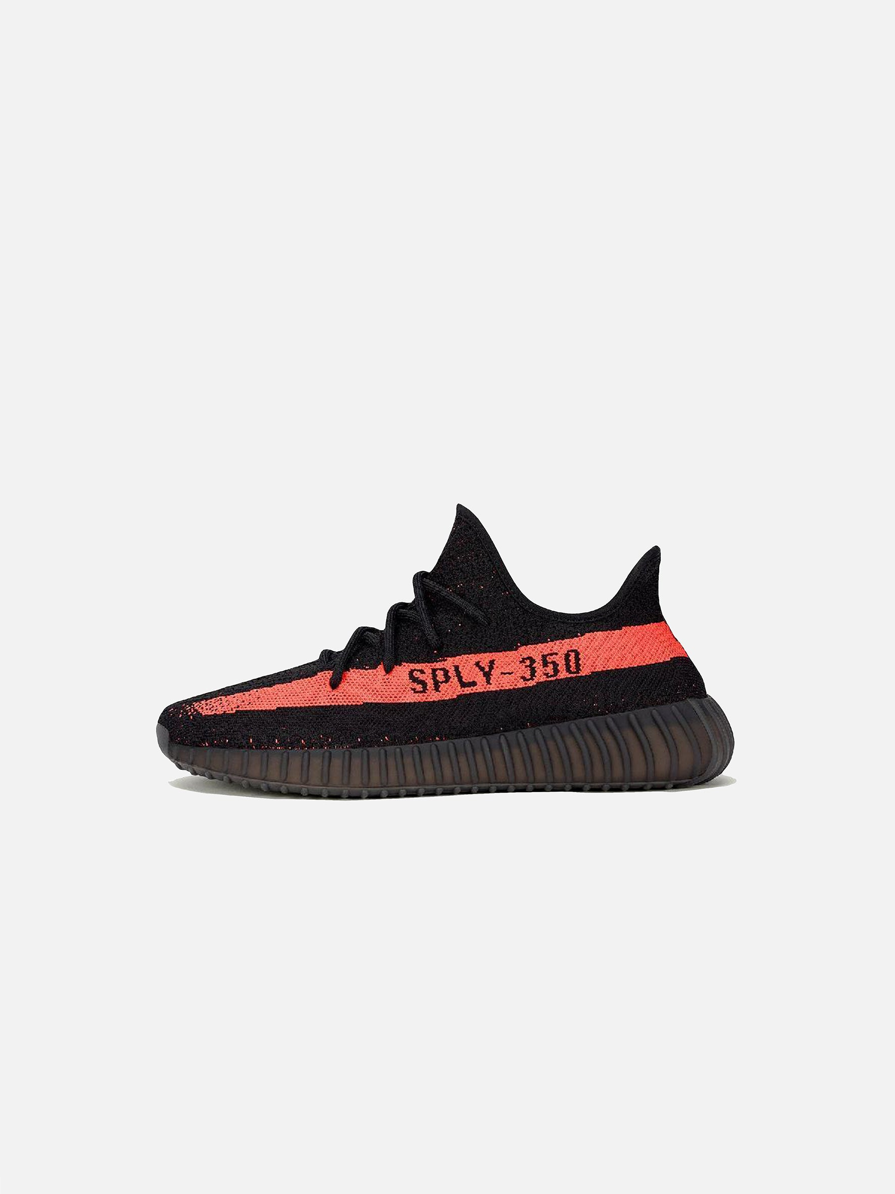 Adidas Yeezy Boost 350 V2 Core Black / Red