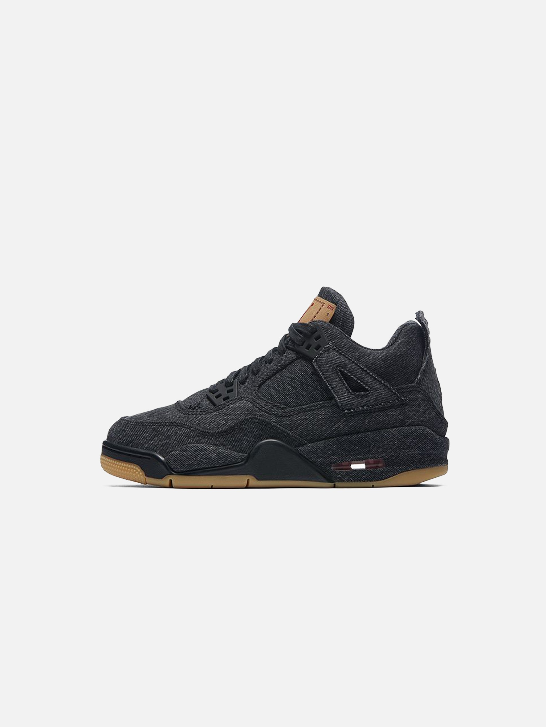 Nike Air Jordan IV Levi's® Black