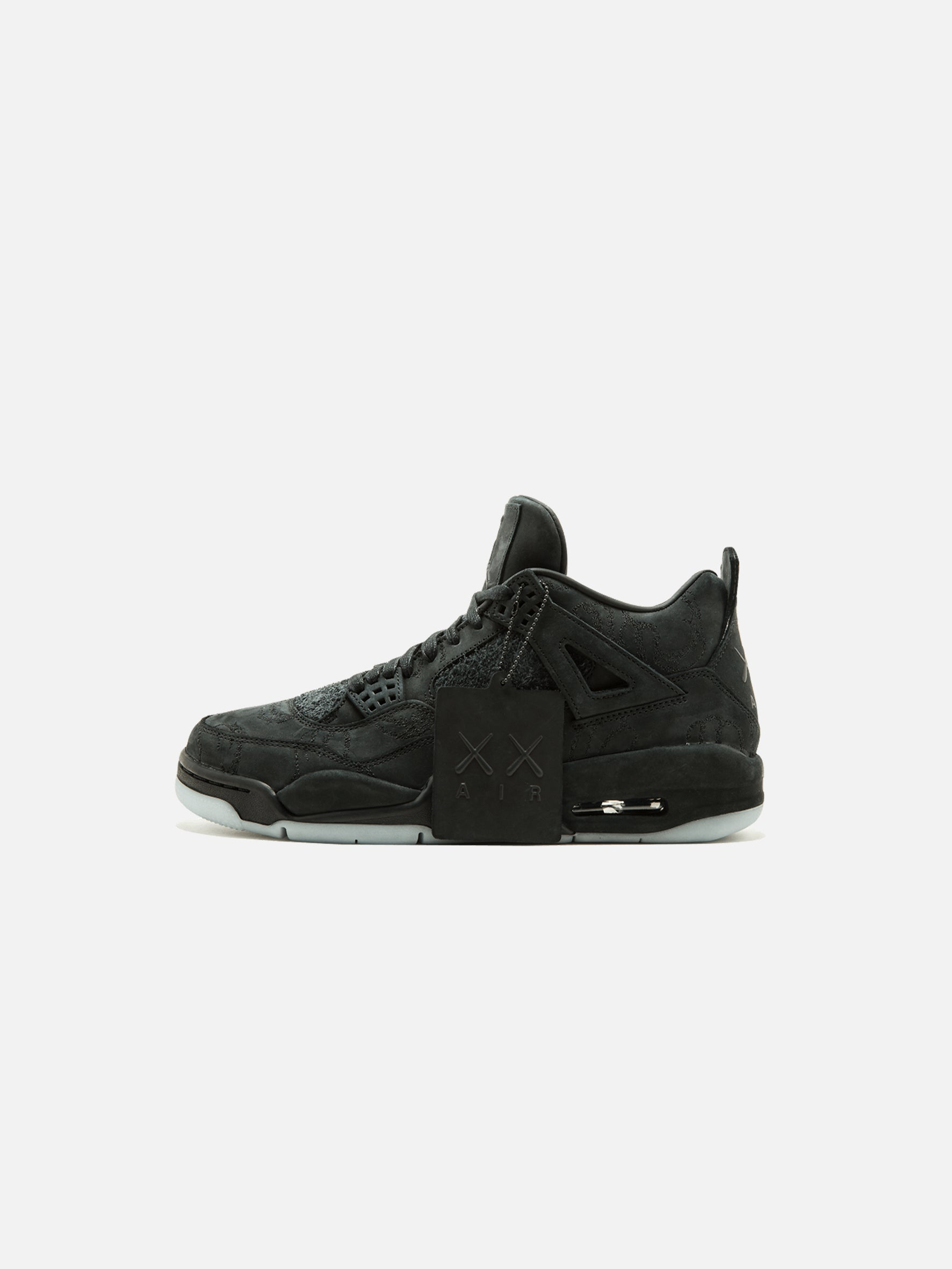 Nike Air Jordan IV KAWS Black