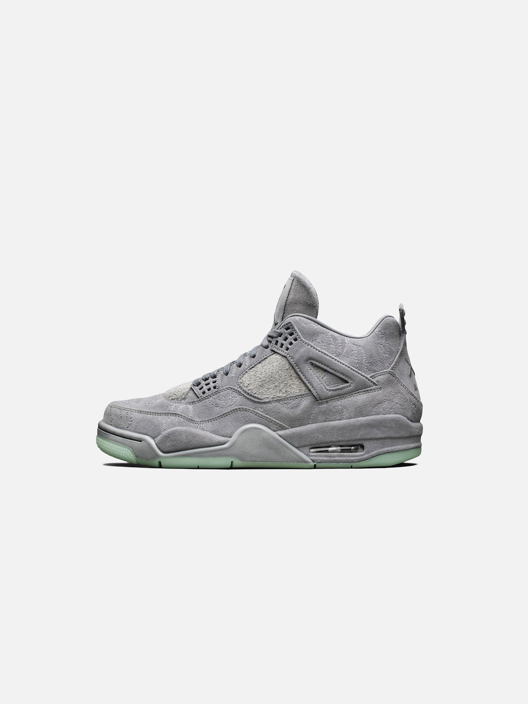 Nike Air Jordan IV KAWS Cool Grey