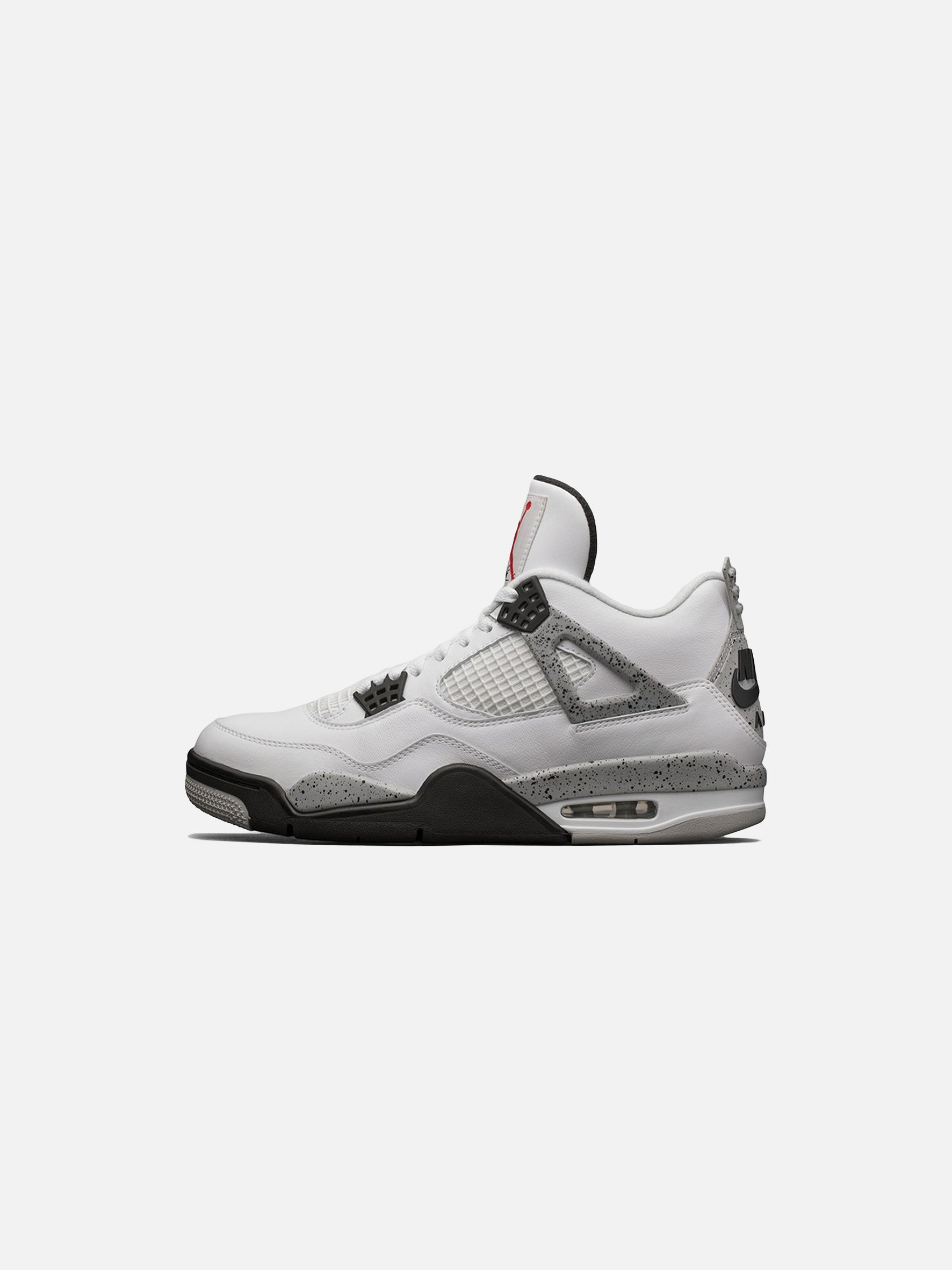 Nike Air Jordan IV White Cement