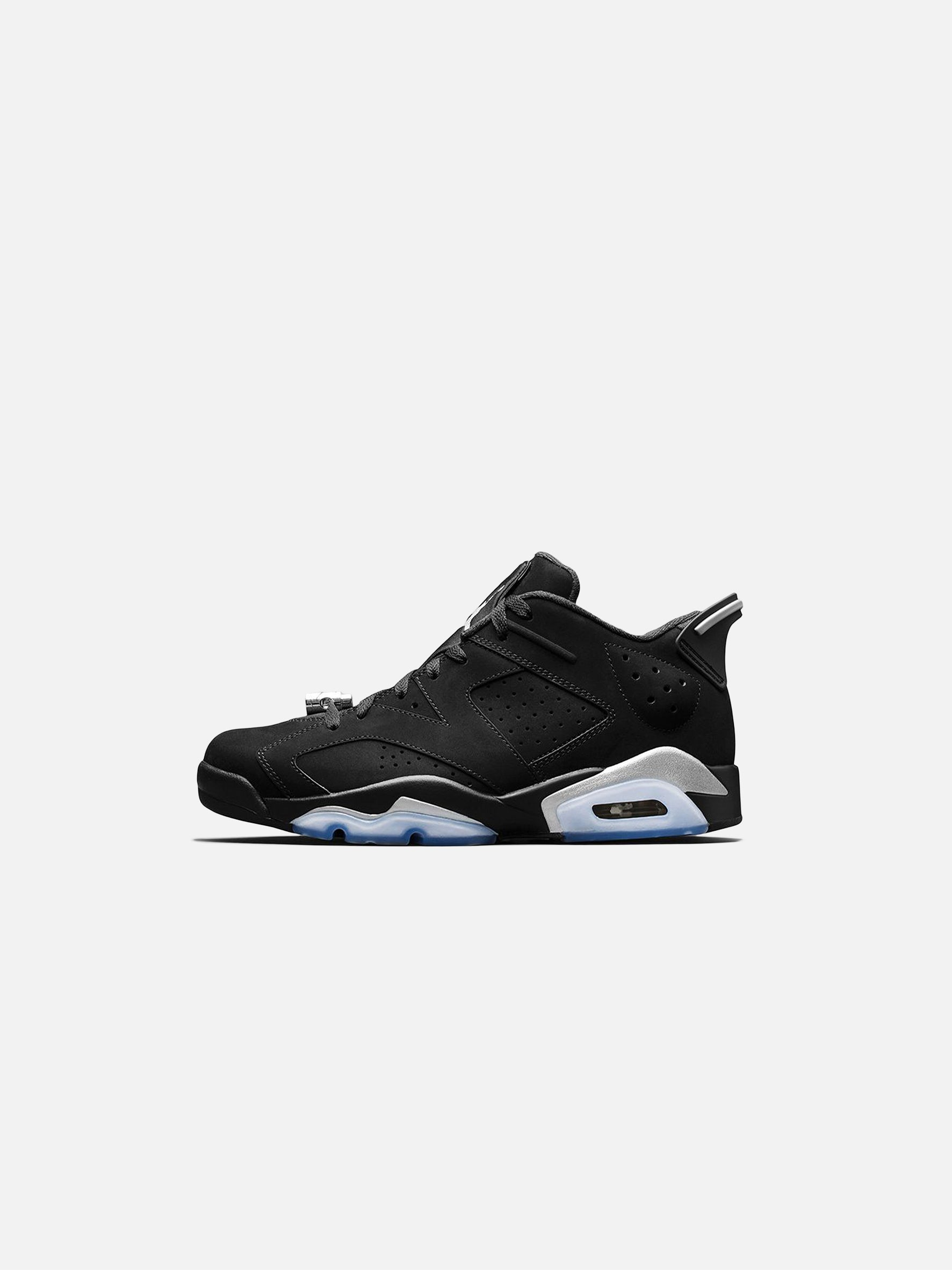 Nike Air Jordan VI Retro Low Chrome