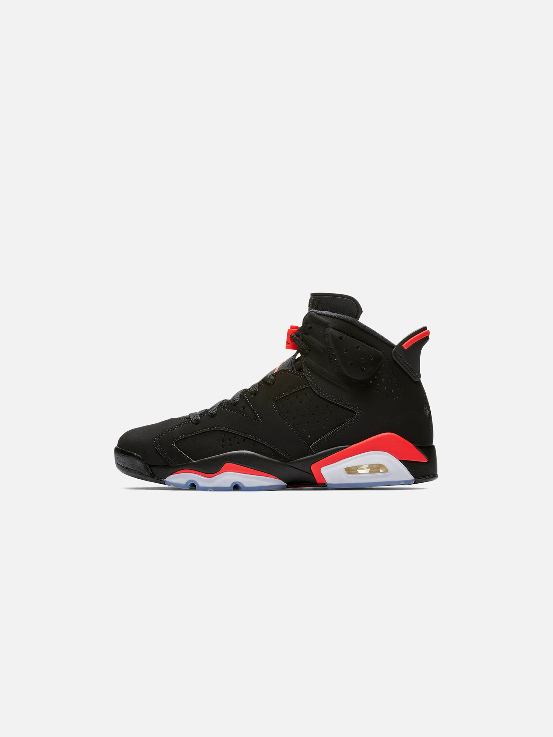 Nike Air Jordan VI Retro Black Infared