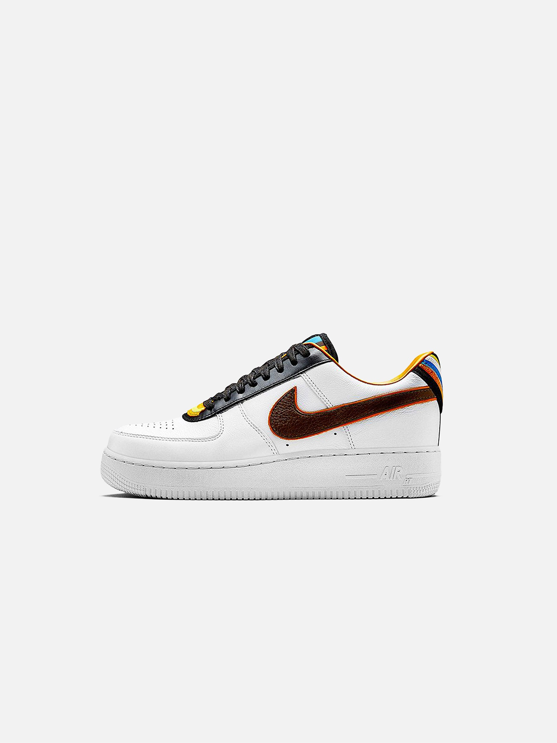 Nike x Ricardo Tisci Air Force 1 Low White