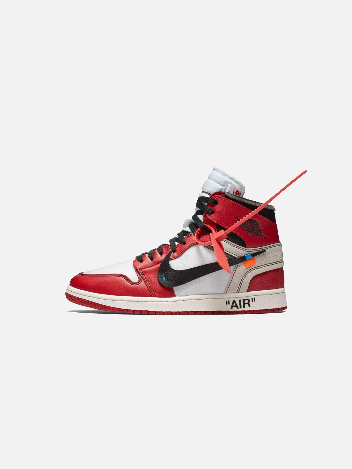 outlet store 55576 c53b4 x OFF-WHITE™ AIR JORDAN 1 RETRO OG CHICAGO. NIKE