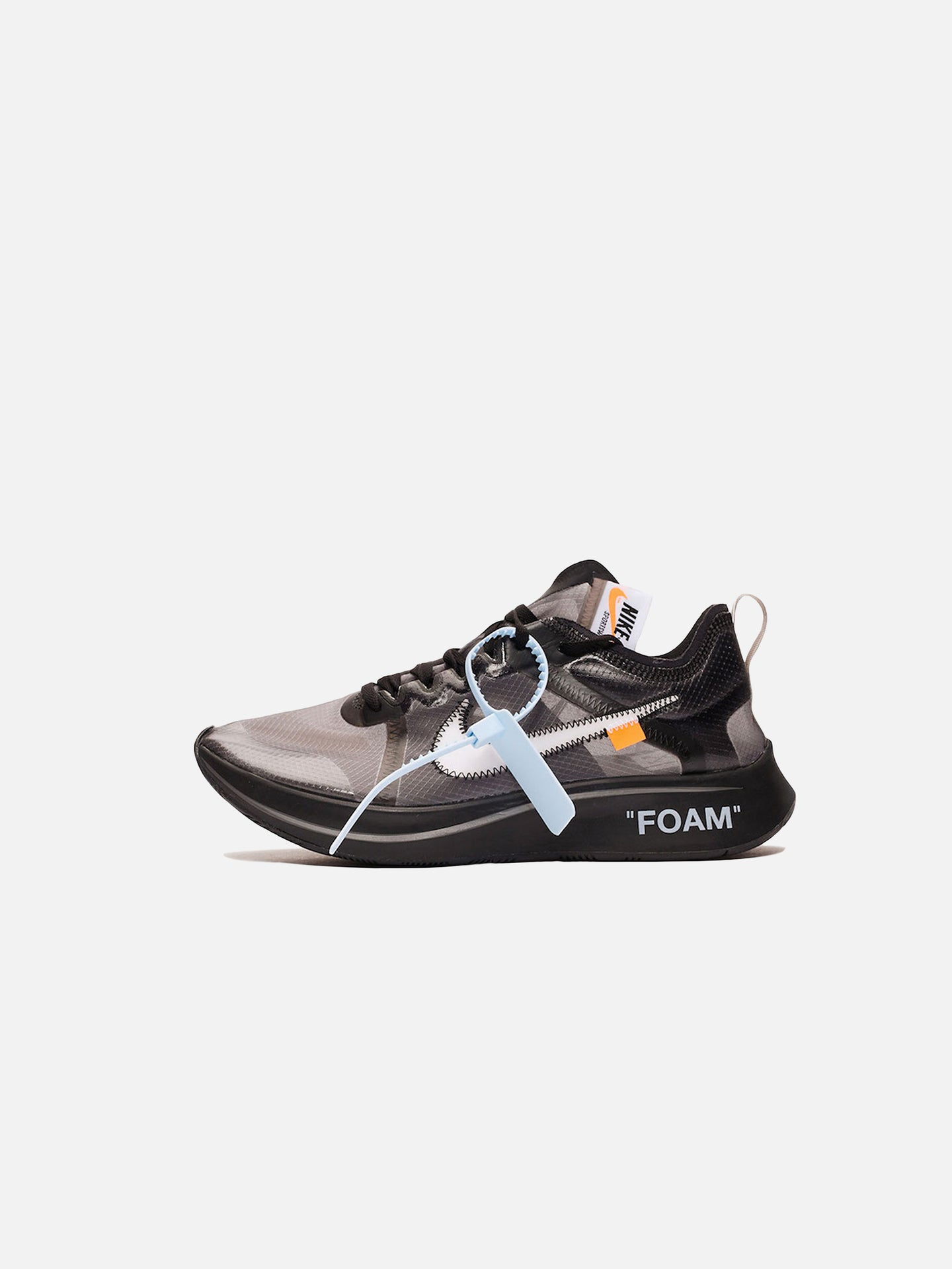 x OFF-WHITE™ ZOOM FLY: BLACK (W)