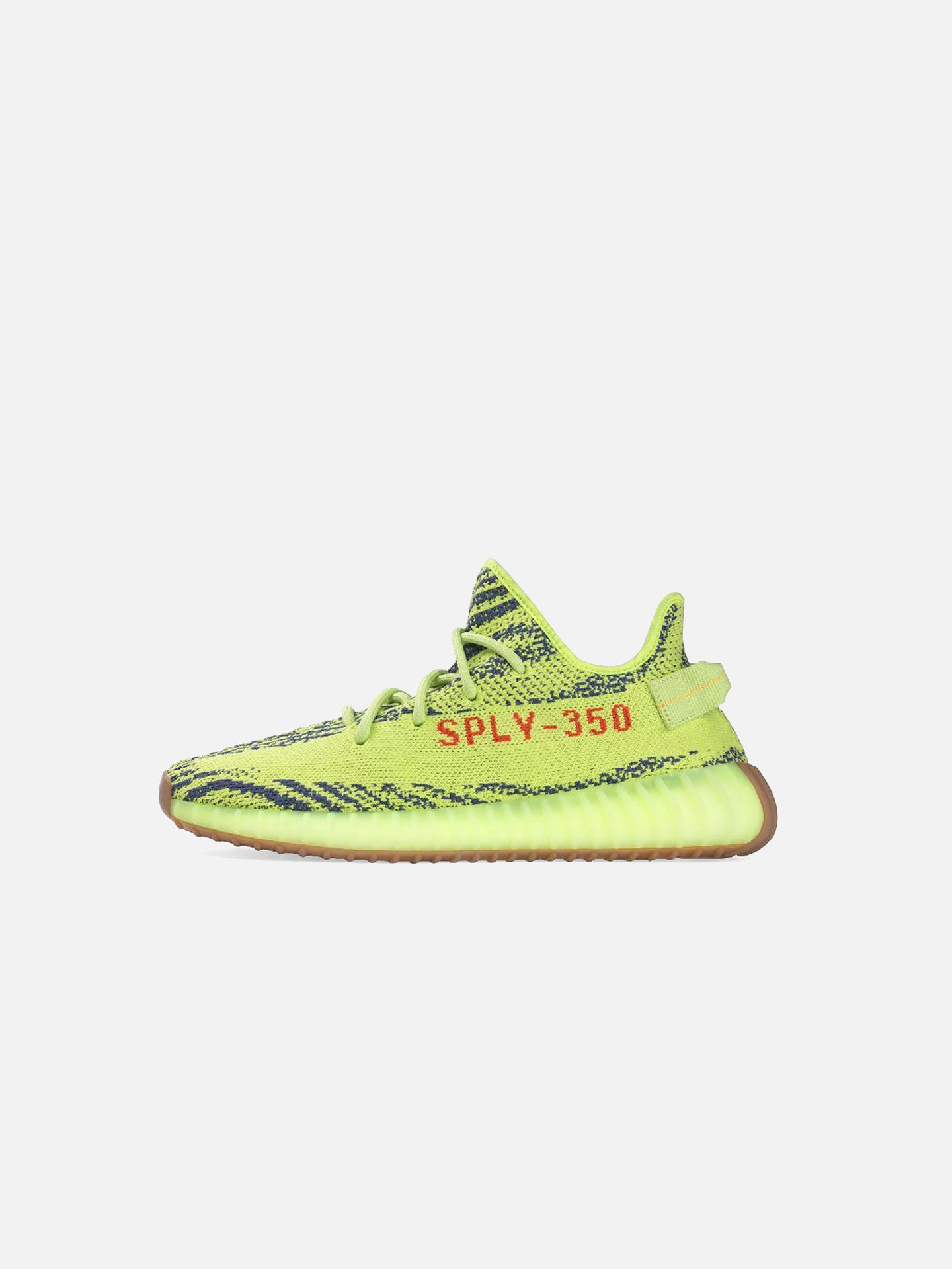YEEZY BOOST 350 V2: SEMI FROZEN YELLOW (W)