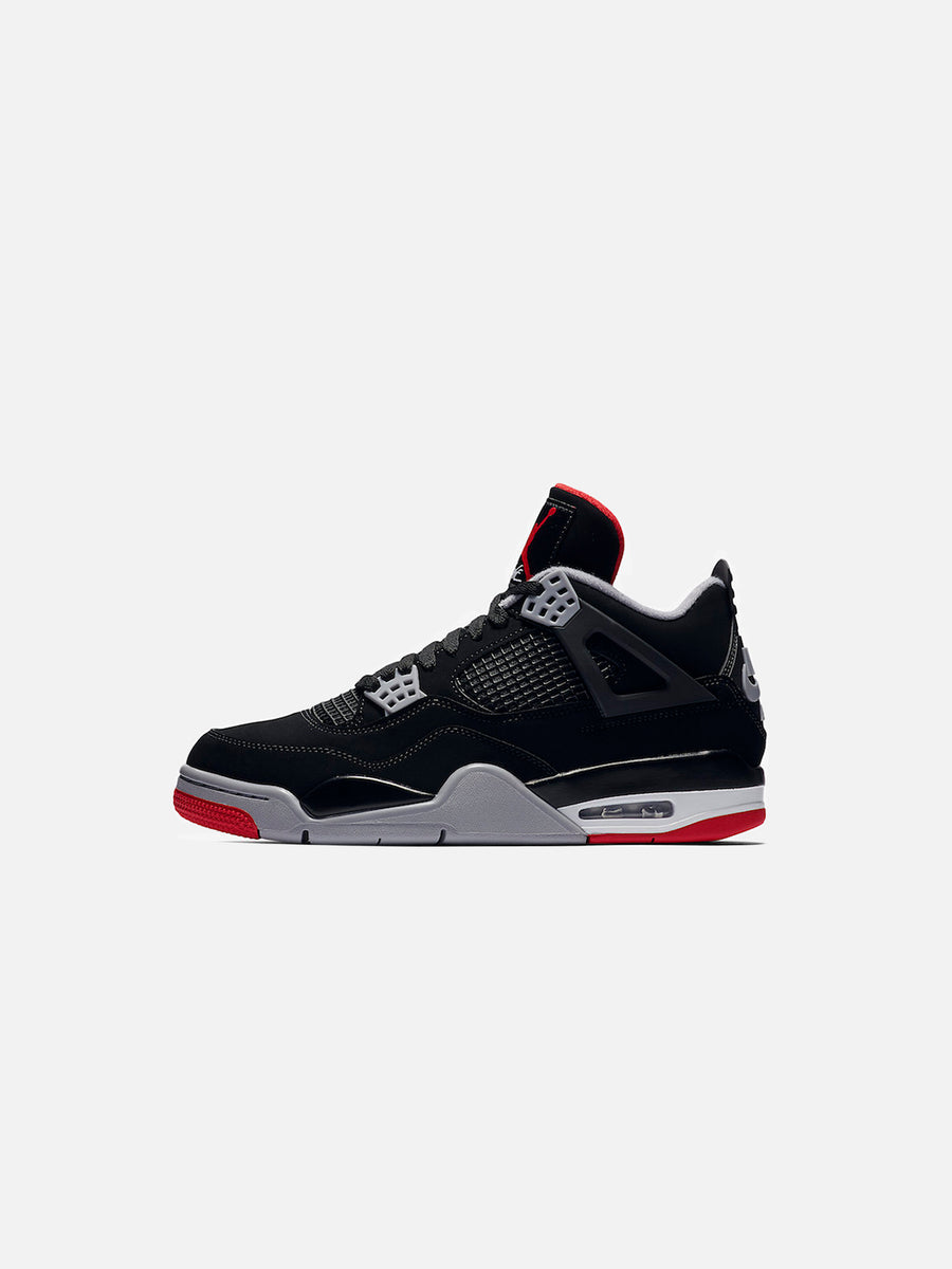 official photos 6f4a5 cedc9 Nike Air Jordan IV  Bred   HIESSIK®