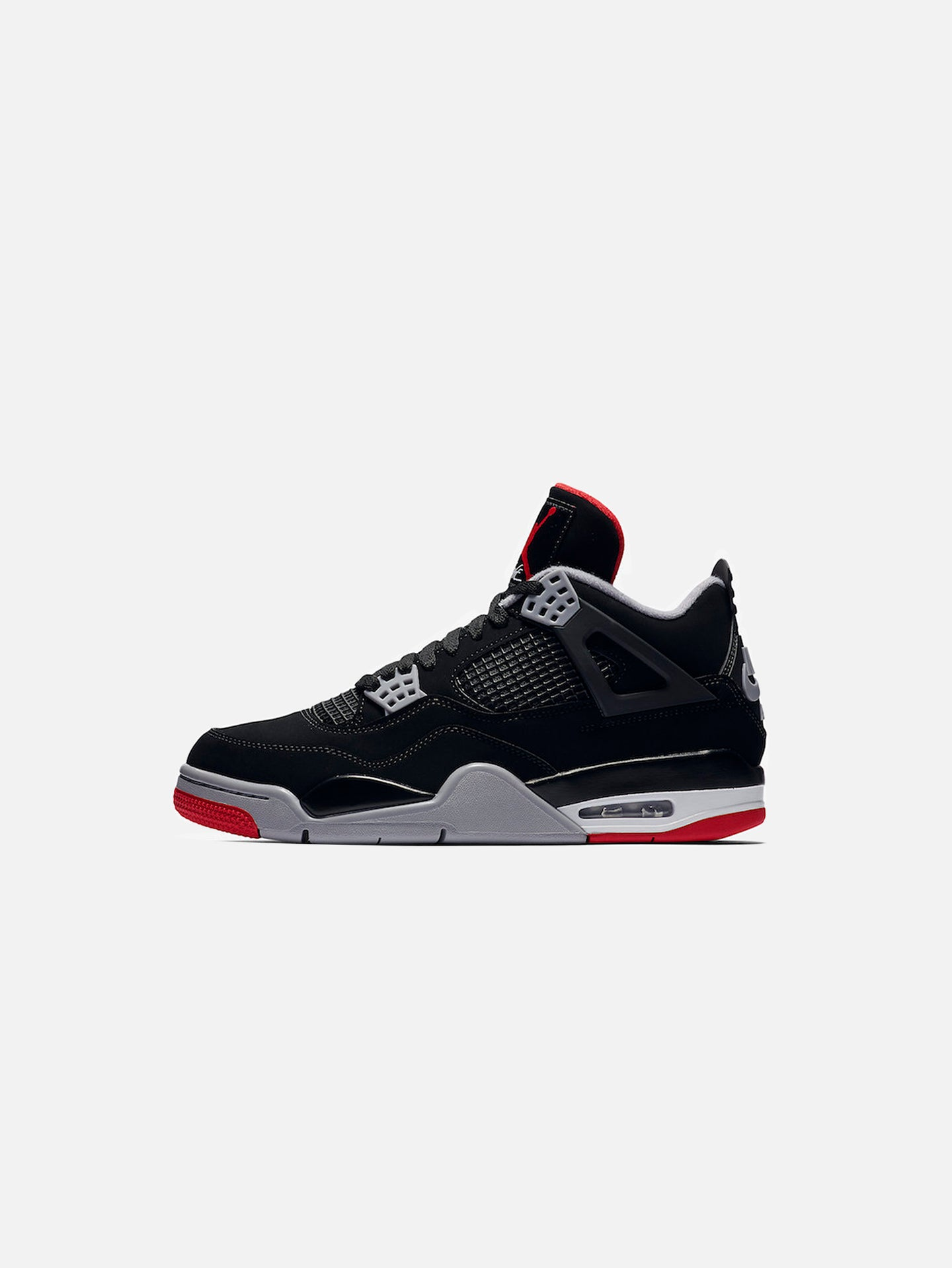 premium selection 7714d f9f2d AIR JORDAN IV  BRED