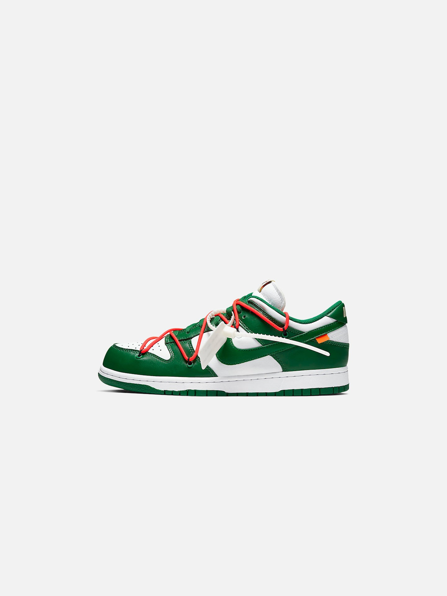 x OFF-WHITE™ DUNK LOW: PINE GREEN