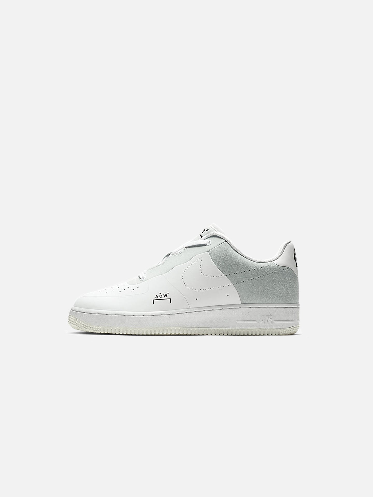 x A-COLD-WALL* AIR FORCE 1 LOW: WHITE