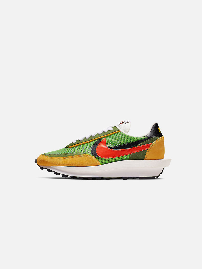 more photos ee22b 7e3a8 Nike x Sacai LDWaffle  Green   HIESSIK®
