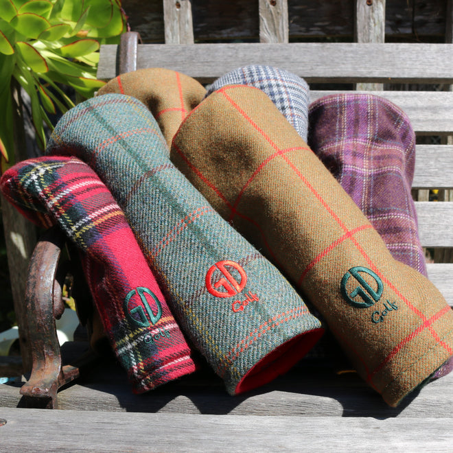 CALEDONIA HEADCOVERS