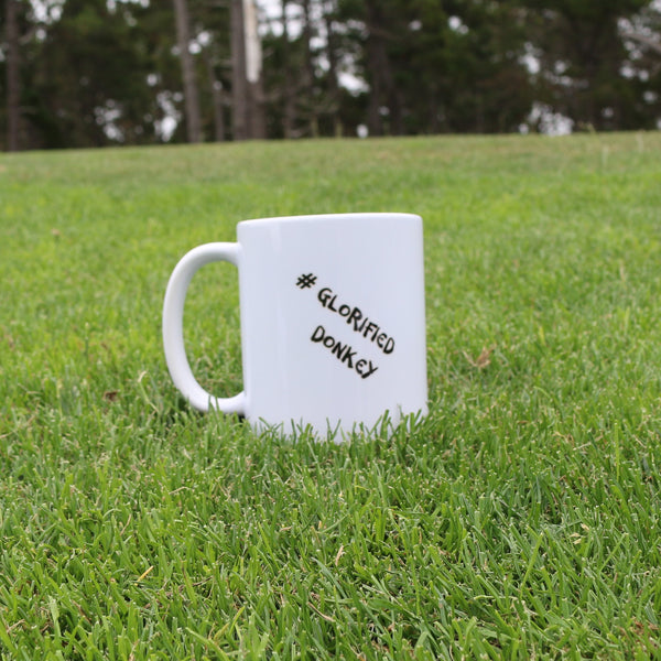 11oz Coffee Mug with logo