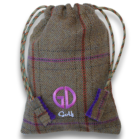 'HEBRIDES' DRAW STRING BAG
