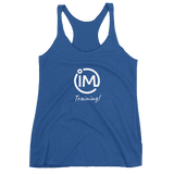 "The IvaMichele ""IM Training"" Racerback Tank - IvaMichele"