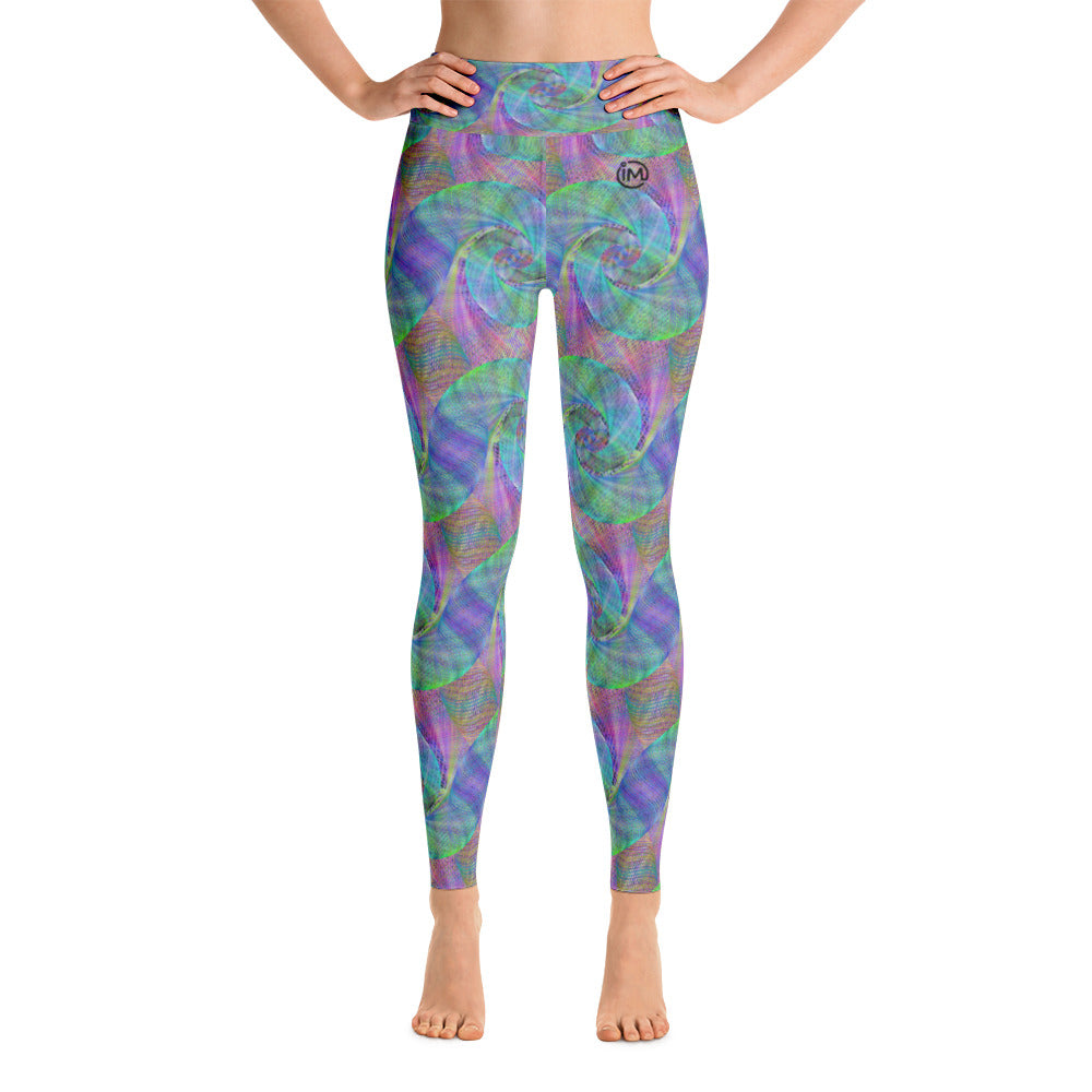 The Harmony Yoga Leggings - IvaMichele