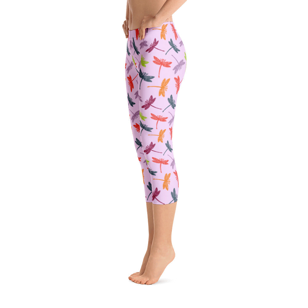 The Patsy Dragonfly Capris - IvaMichele
