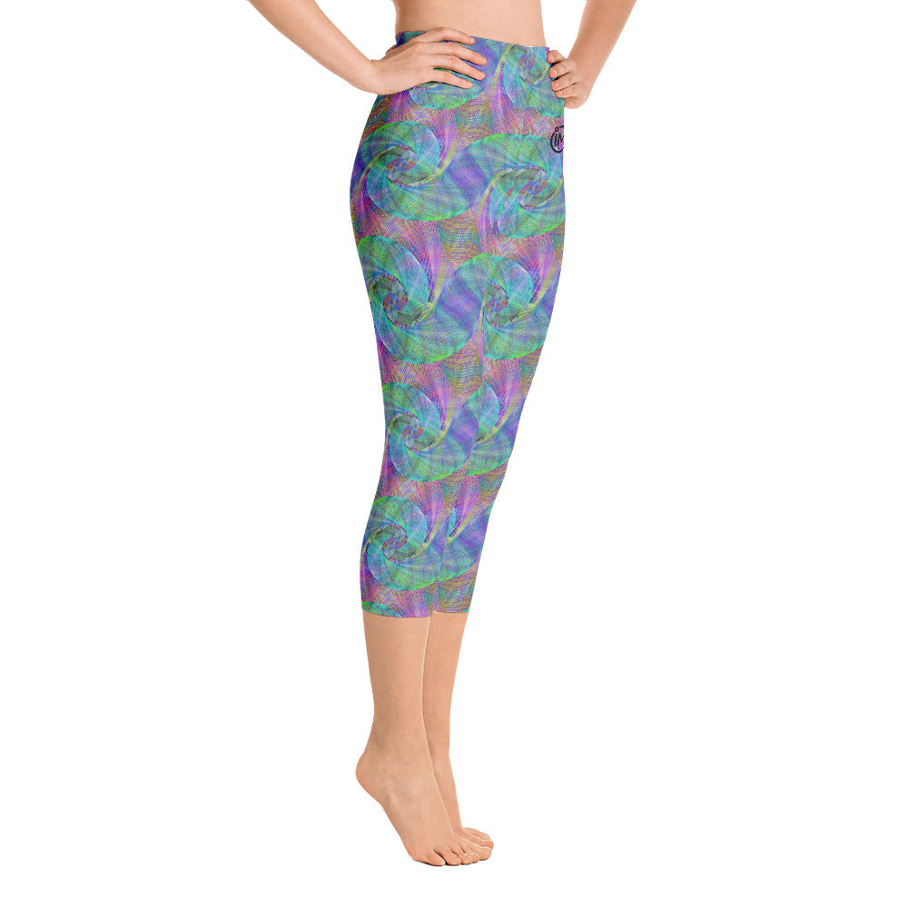 The Harmony Yoga Capris - IvaMichele