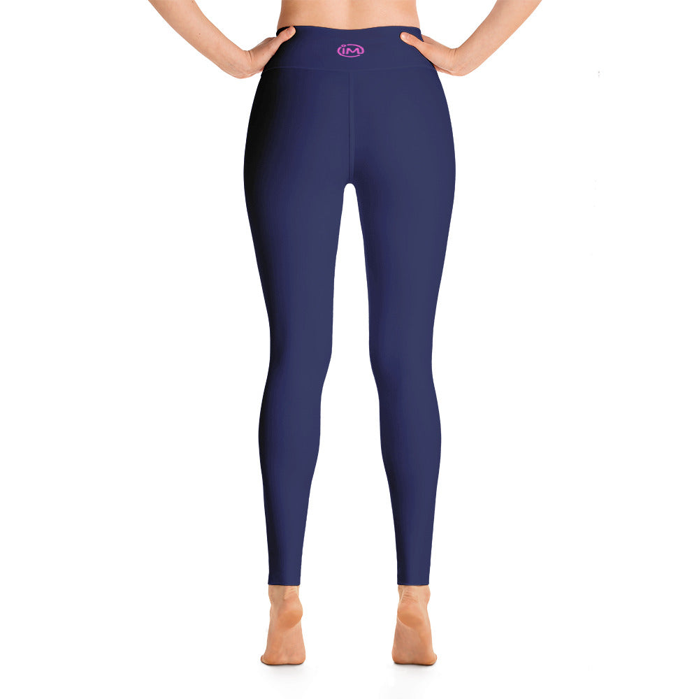 The Heather Yoga Leggings - IvaMichele