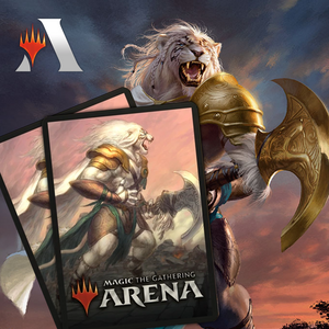 FNM @ Home Ajani Sleeve