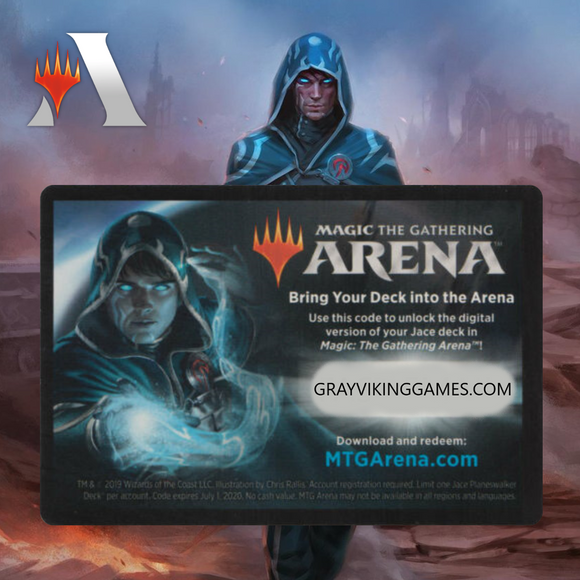 War of the Spark Jace Planeswalker Deck Code
