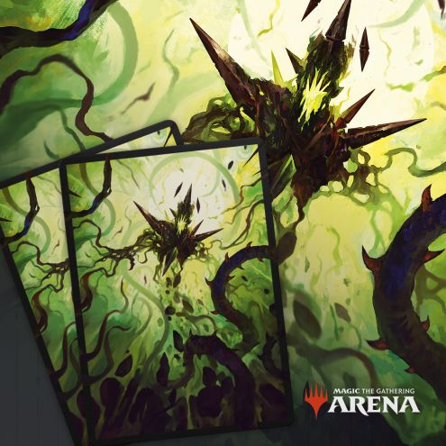 Zendikar Revisited Secret Lair Sleeve Code