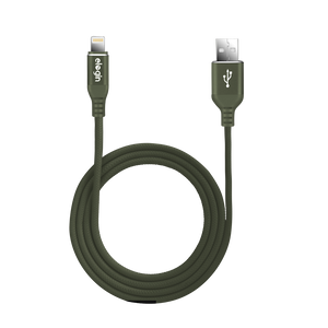 CABO USB ELOGIN TRANÇADO LIGHTNING - CT08