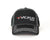 VEXUS® Black Contrast Stitch Hat