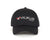 VEXUS® Chrome Logo Black Performance Stretch Fit Hat