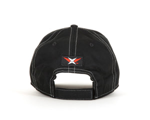 VEXUS® Black Faded Bill Hat