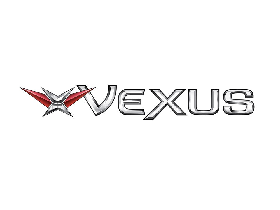 Vexus® Raised Vinyl Dome Decal