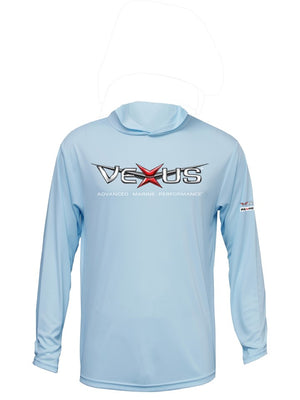 VEXUS® Sky Blue Performance L/S Hood