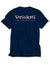 VEXUS® Navy Flag Tee