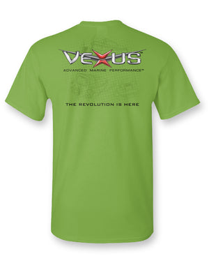 VEXUS® Lime Blueprint Tee