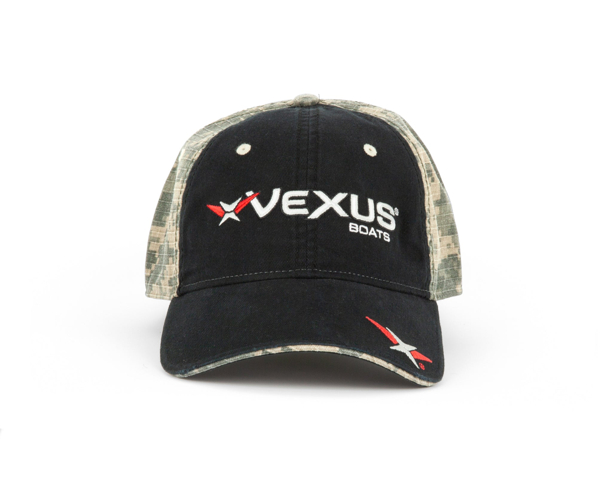VEXUS® Black / Digital Camo Hat