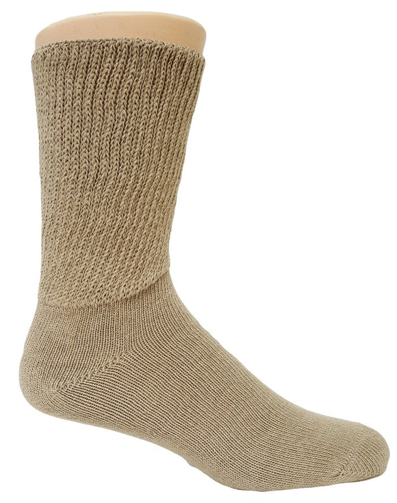 Dr. Allay Men's Diabetic Crew Sock