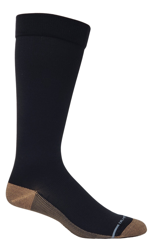 Dr. Motion Copper Infused Men's Compression Socks