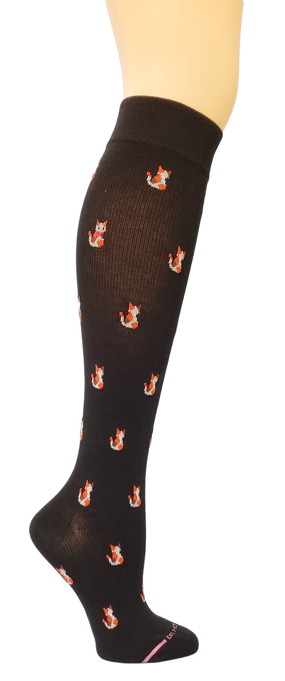 Dr. Motion Compression Socks - Cats