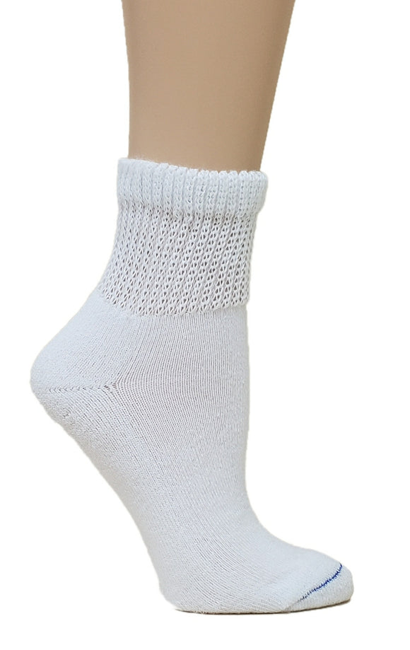 Dr. Allay Women's Half-Cushioned Diabetic Sock