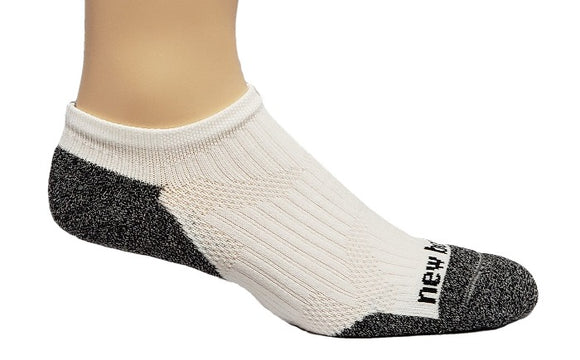 New Balance Men's No-Show Socks