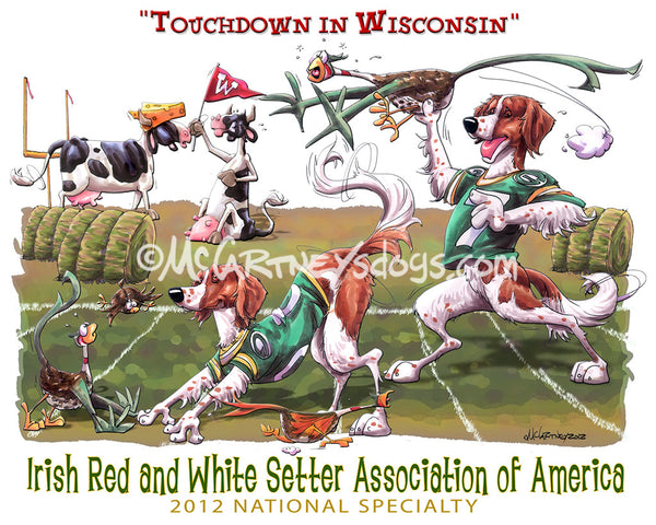 irish setter national specialty wisconsin