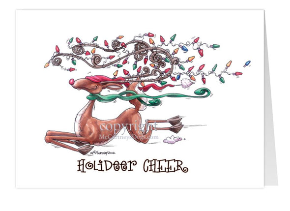 Holideer Cheer - Christmas Gatherings - Christmas Card