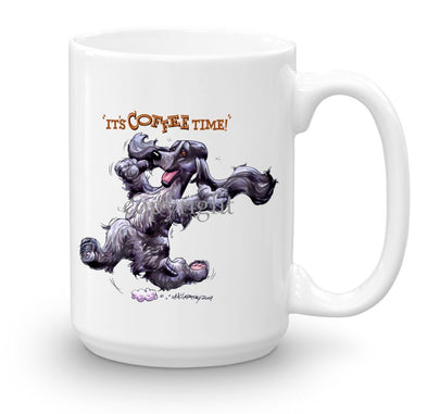 English Cocker Spaniel - Coffee Time - Mug