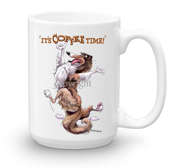 Collie - Coffee Time - Mug
