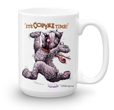 Bouvier Des Flandres - Coffee Time - Mug