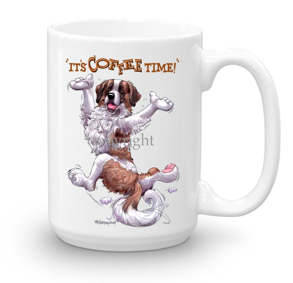 Saint Bernard - Coffee Time - Mug