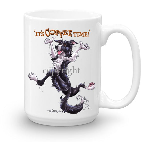 Border Collie - Coffee Time - Mug
