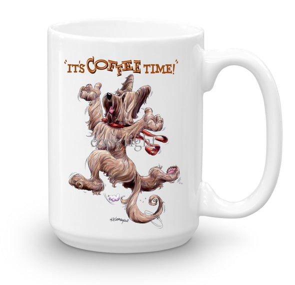 Briard - Coffee Time - Mug