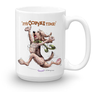 Otterhound - Coffee Time - Mug